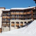 Les Constellations Belle Plagne apartments