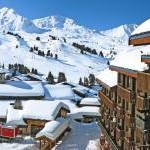 Residence Cassiopee Belle Plagne apartments