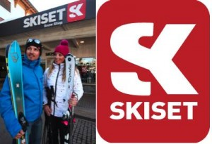 Ski hire in La Plagne: up to 45% OFF pre-booked ski & board hire